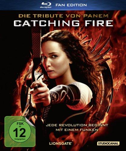 Blu-ray - Die Tribute von Panem - Catching Fire (Fan Edition)