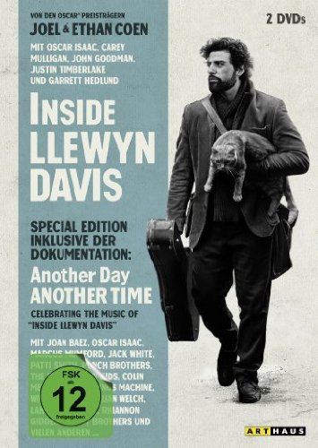 DVD - Inside Llewyn Davis / Another Day, Another Time: Celebrating The Music (2 Disc Special Edition)