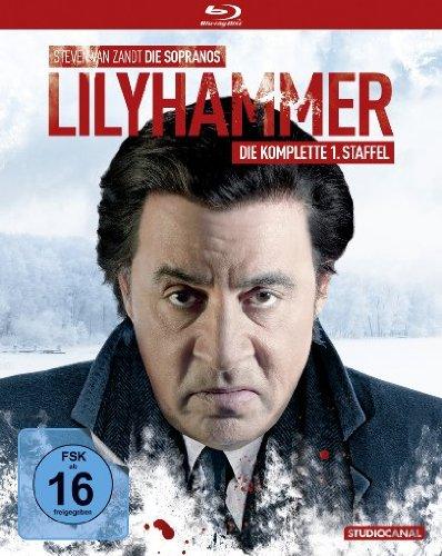 Blu-ray - Lilyhammer - Staffel 1