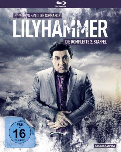 Blu-ray - Lilyhammer - Staffel 2