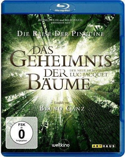 Blu-ray - Das Geheimnis der Bäume [Blu-ray]