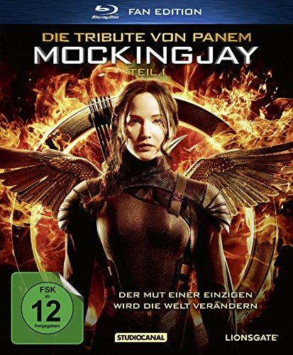 Blu-ray - Die Tribute von Panem - Mockingjay Teil 1 (Fan Edition)
