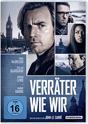 DVD - Verräter wie wir