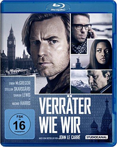 Blu-ray - Verräter wie wir