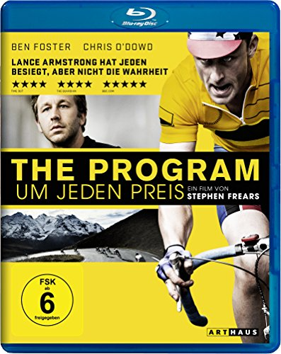 Blu-ray - The Program - Um jeden Preis