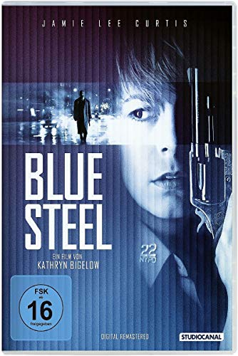 DVD - Blue Steel / Digital Remastered