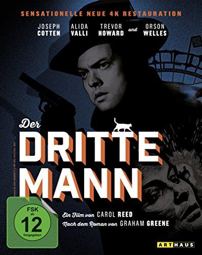 Blu-ray - Der dritte Mann (Remastered) (Special Edition)