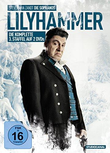 - Lilyhammer - Die komplette 3. Staffel [2 DVDs]