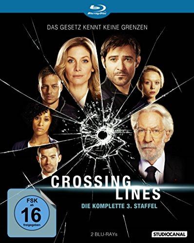 Blu-ray - Crossing Lines - Staffel 3