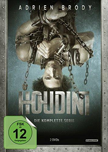DVD - Houdini - Die komplette Serie