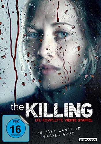 DVD - The Killing - Staffel 4