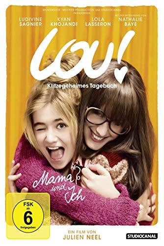 DVD - Lou! Klitzegeheimes Tagebuch
