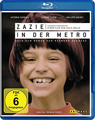 Blu-ray - Zazie in der Metro