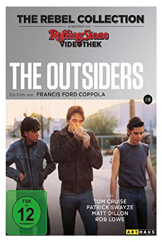 DVD - The Outsiders - The Complete Novel (Rolling Stone Videothek: The Rebel Collection 7/10)