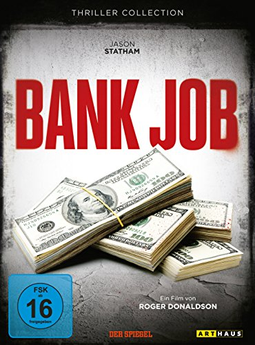 DVD - Bank Job - Thriller Collection