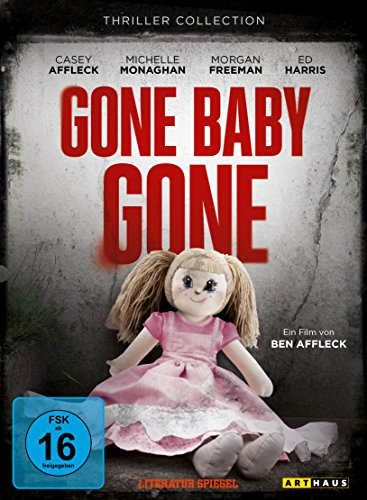 DVD - Gone Baby Gone (Thriller Collection - Der Spiegel / Arthaus)