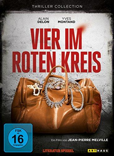DVD - Vier im roten Kreis (Der Spiegel / Arthaus - Thriller Collection)
