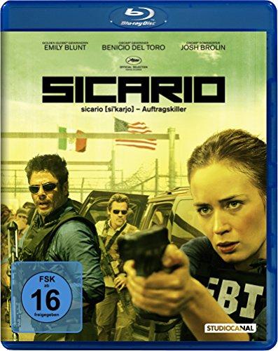Blu-ray - Sicario