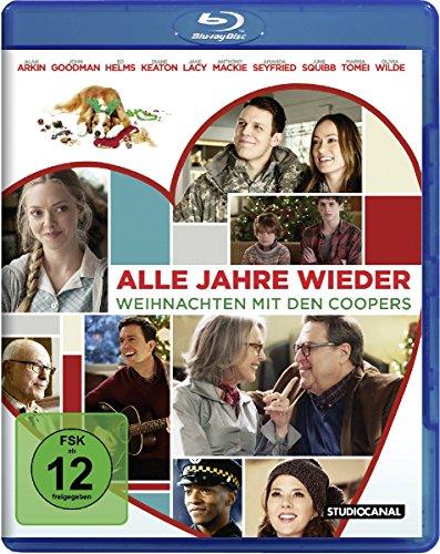 Blu-ray - Alle Jahre wieder - Weihnachten mit den Coopers
