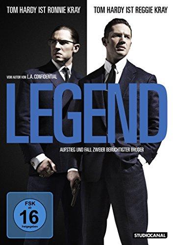 DVD - Legend