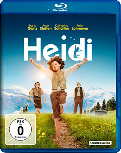 Blu-ray - Heidi
