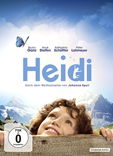DVD - Heidi (Media Book)