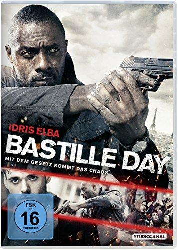 DVD - Bastille Day