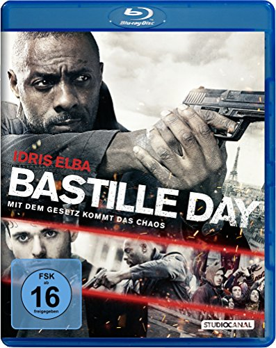 Blu-ray - Bastille Day