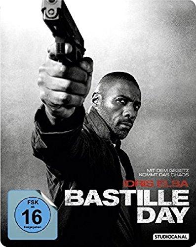 Blu-ray -  Bastille Day (Steelbook)
