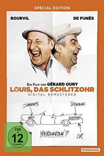 DVD - Louis, das Schlitzohr (Remastered) (2 Disc Special Edition)