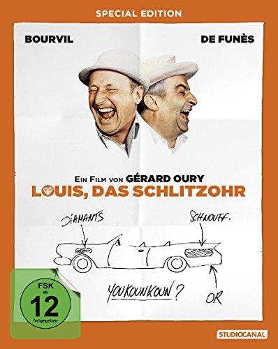 Blu-ray - Louis, das Schlitzohr (Special Edition)