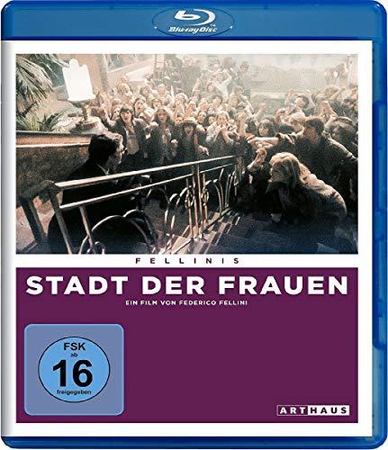 Blu-ray - Fellini's Stadt der Frauen [Blu-ray]