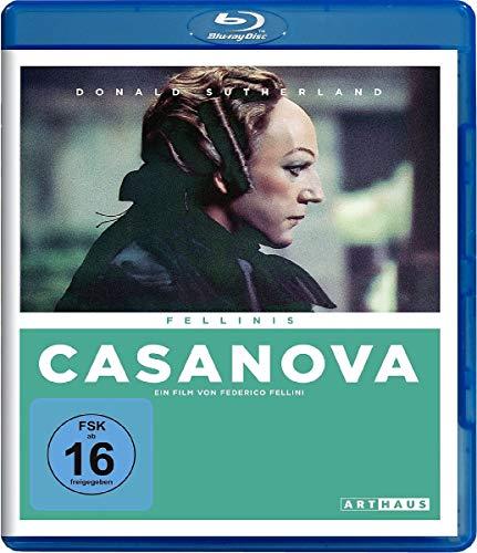 Blu-ray - Casanova (Fellini)