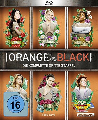 Blu-ray - Orange Is The New Black - Staffel 3