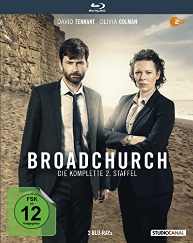 Blu-ray - Broadchurch - Staffel 2