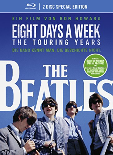 Blu-ray - The Beatles - Eight Days A Week - The Touring Years (Special Edition)
