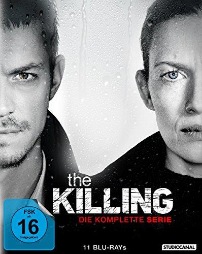 Blu-ray - The Killing - Die komplette Serie (11-Disc Box Set)
