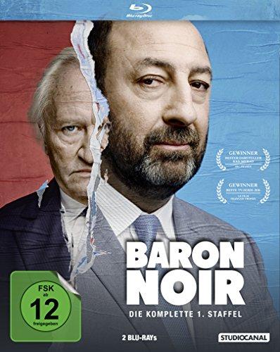 Blu-ray - Baron Noir - Staffel 1