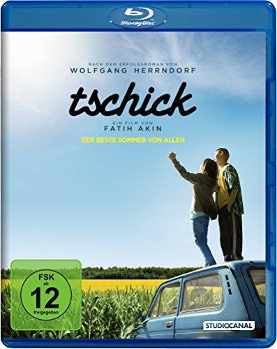 Blu-ray - Tschick