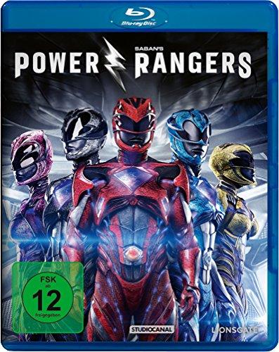 Blu-ray - Power Rangers