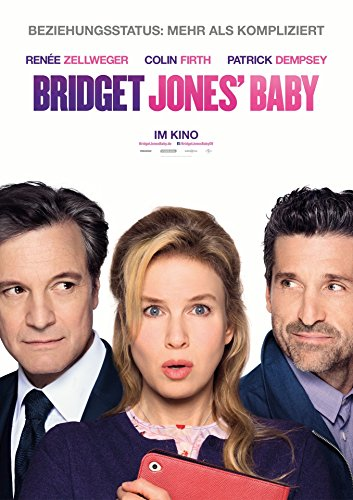 Blu-ray - Bridget Jones' Baby