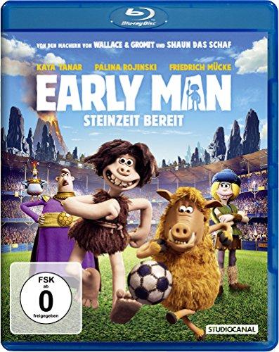 Blu-ray - Early Man - Steinzeit bereit