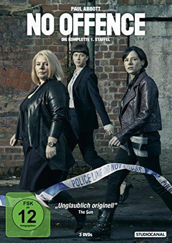 DVD - No Offence - Staffel 1
