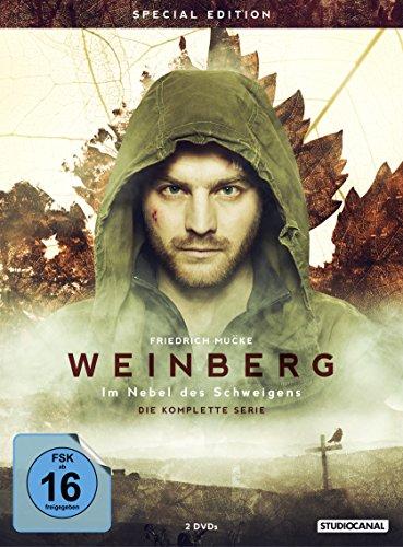 DVD - Weinberg - Im Nebel des Schweigens - Die komplette Serie (Special Edition)