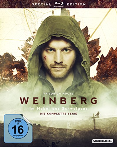 Blu-ray - Weinberg - Die komplette Serie (Special Edition)