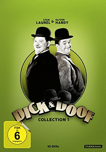 DVD - Dick & Doof Collection 1 [10 DVDs]