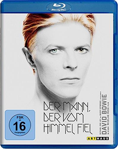 Blu-ray - Der Mann, der vom Himmel fiel