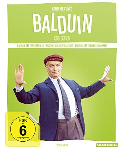 Blu-ray - Balduin Collection (Der Ferienschreck / Das Nachtgespenst / Der Trockenschwimmer)