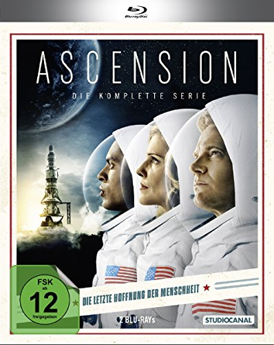 Blu-ray - Ascension - Die komplette Serie