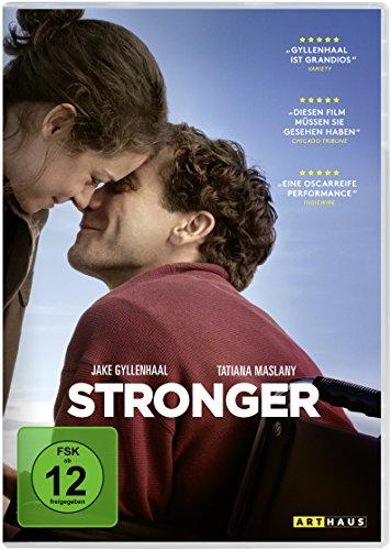 DVD - Stronger